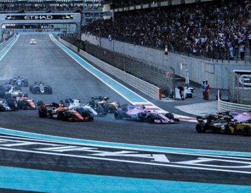 2028: Vision Formel 1